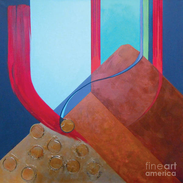Painting - Passover by Marlene Burns