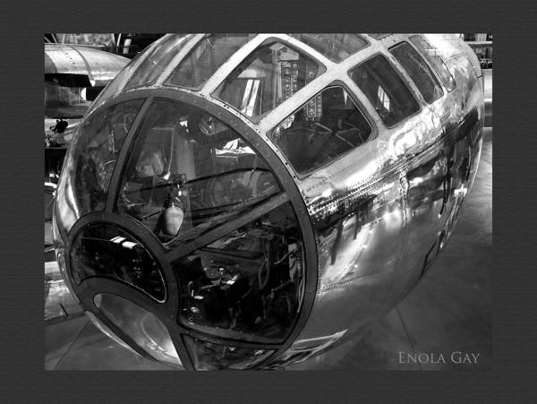 B29 Photograph - Past Reflections by Donna Proctor
