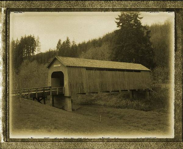 Photograph - Past Travels  by HW Kateley