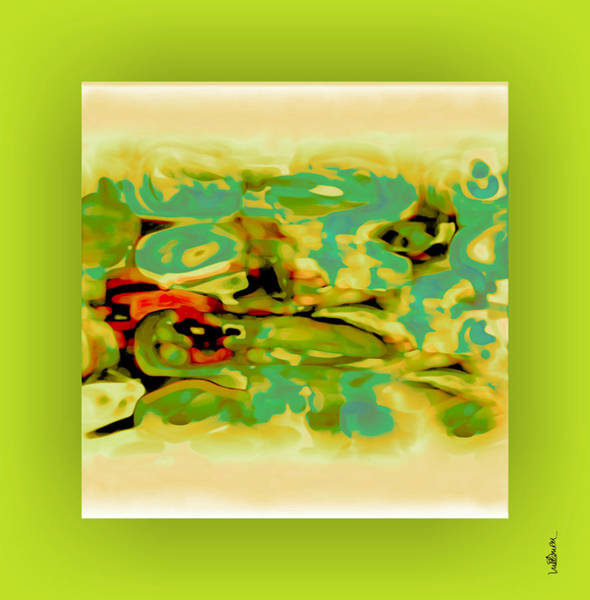 Digital Art - Pastel 19 by Mihaela Stancu