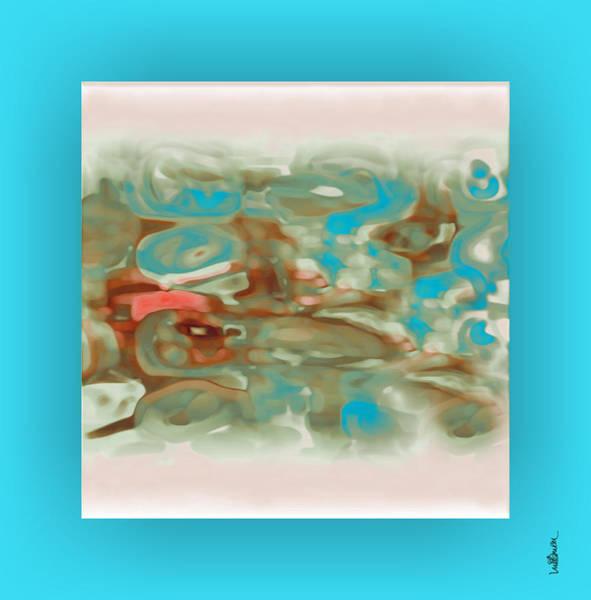 Wall Art - Digital Art - Pastel 4 by Mihaela Stancu