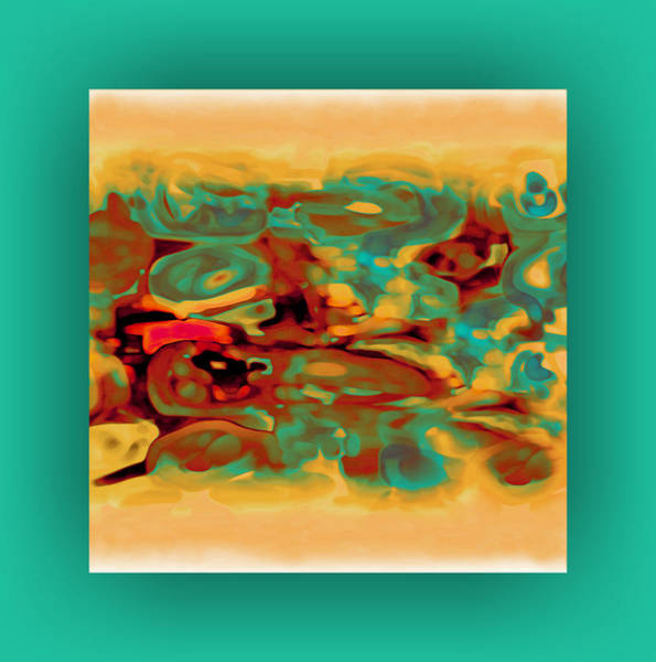 Wall Art - Digital Art - Pastel 5 by Mihaela Stancu