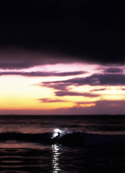 Flash Photograph - Pastel Flash by Sean Davey