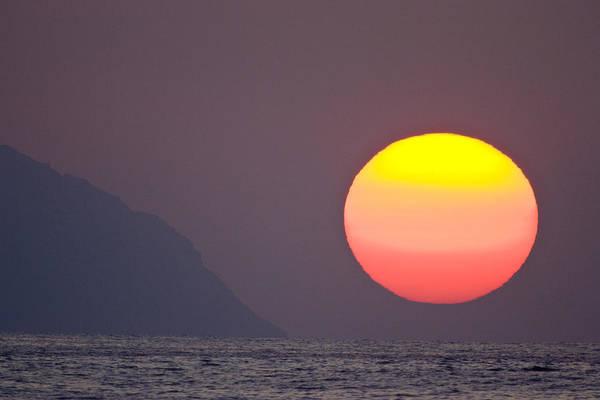 Kaena Photograph - Pastel Sun by Sean Davey