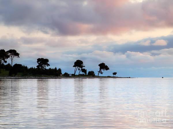 Losinj Photograph - Pastel Sunset by Sinisa Botas