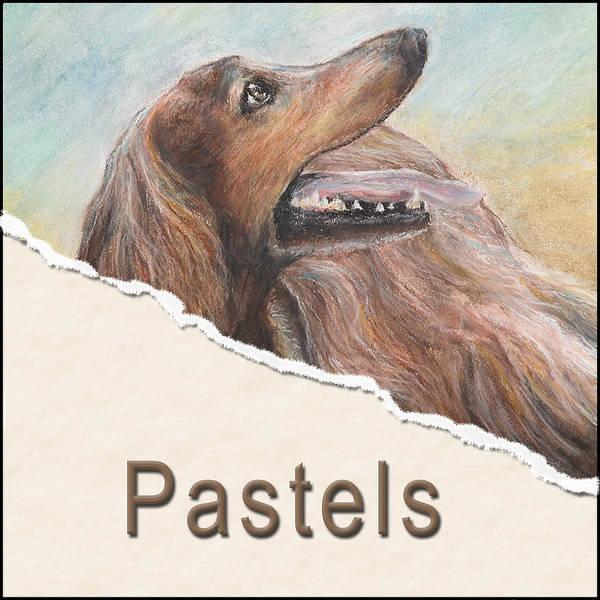 Pastel - Pastels Button by Arthur Fix