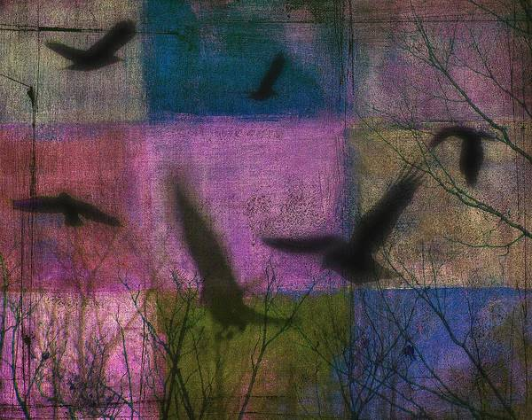 Quilt Digital Art - Patched Quilt by Gothicrow Images