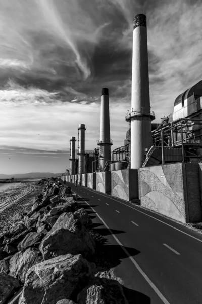 Photograph - Path To Power By Mik-hope by Michael Hope