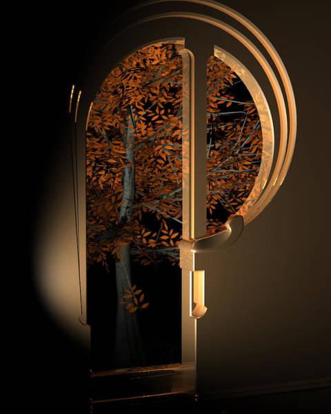 Digital Art - Patience by Judi Suni Hall