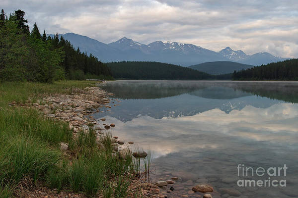 Photograph - Patricia Lake Reflections by Charles Kozierok