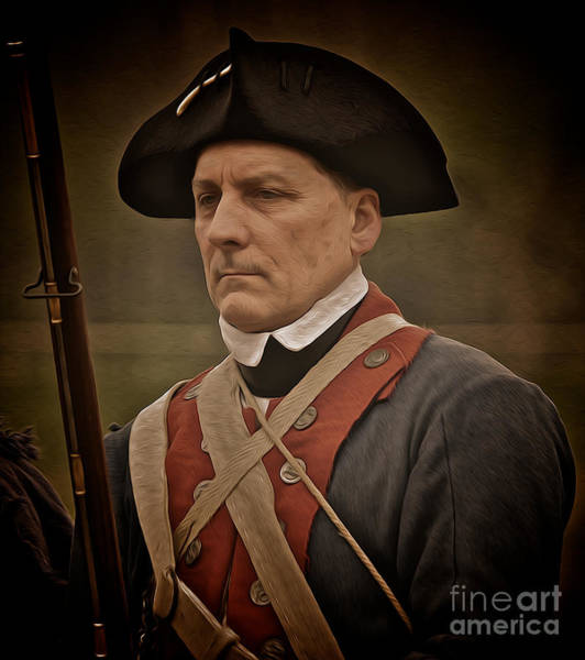 Photograph - Patriot by Mark Miller