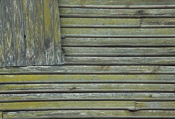 Wall Art - Photograph - Patriotic Barn by Latah Trail Foundation