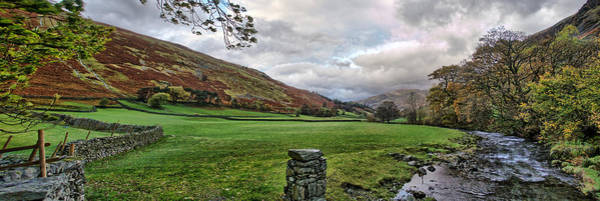 Glenridding Wall Art - Photograph - Patterdale by Graham Roberts