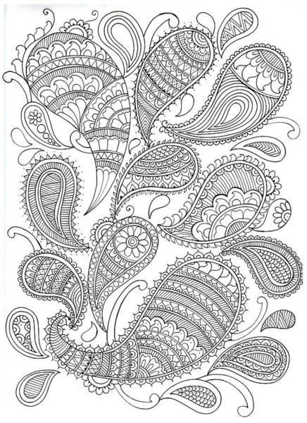 Colours Drawing - Pattern 10 by MGL Meiklejohn Graphics Licensing
