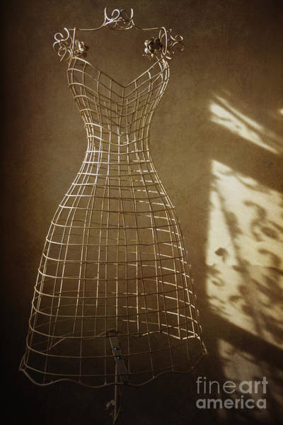 Dress Form Photograph - Patterns by Margie Hurwich