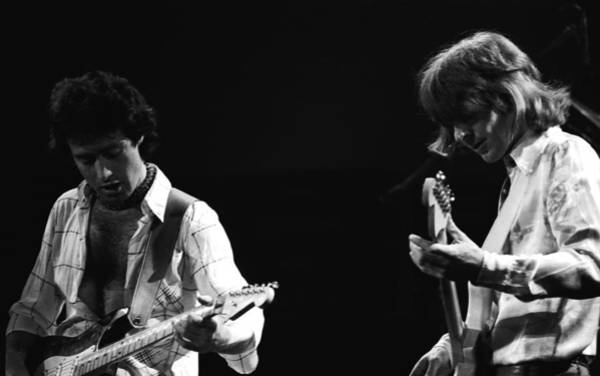 Photograph - Paul And Mick Are Bad Company by Ben Upham