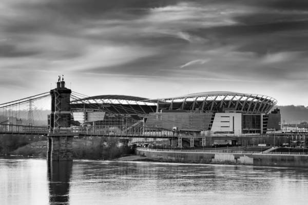 Photograph - Paul Brown Stadium by Ron Pate
