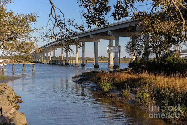 Photograph - Paul Gelogotis Bridge by Dale Powell