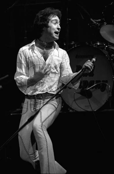 Photograph - Paul Having Fun In Spokane In 1977 by Ben Upham