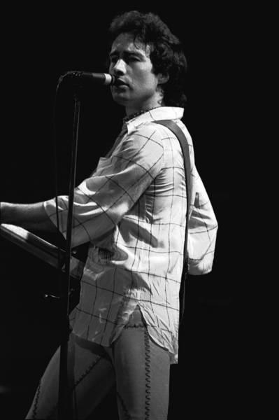 Photograph - Paul On The Burnin Sky Tour 1977 Spokane by Ben Upham