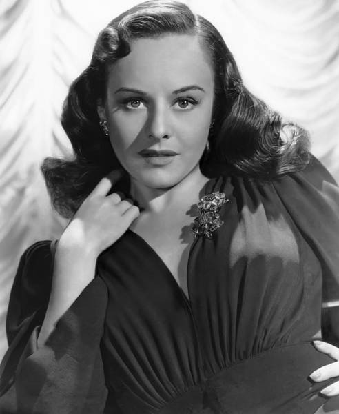 Leading Actress Wall Art - Photograph - Paulette Goddard by Daniel Hagerman