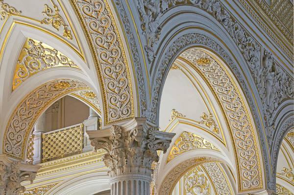 Hermitage Photograph - Pavillion Hall, The Hermitage by Izzet Keribar