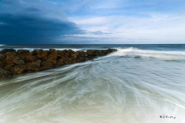 Drift Photograph - Pawleys Drift by Bill Cantey