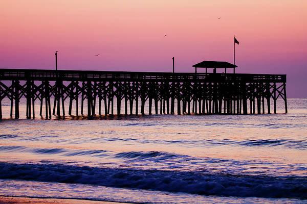 South Carolina Photograph - Pawleys Island Pier, South Carolina, Usa by Hiramtom
