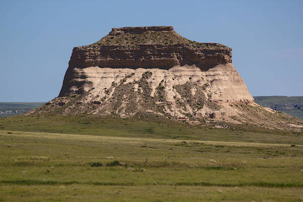 Photograph - Pawnee Buttes by Shane Bechler
