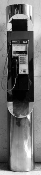 Photograph - Pay Phones 3b by Andrew Fare