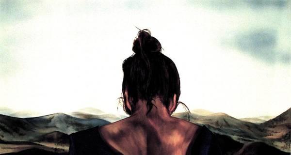 Flagstaff Painting - Paying Homage by Deborah Uhl
