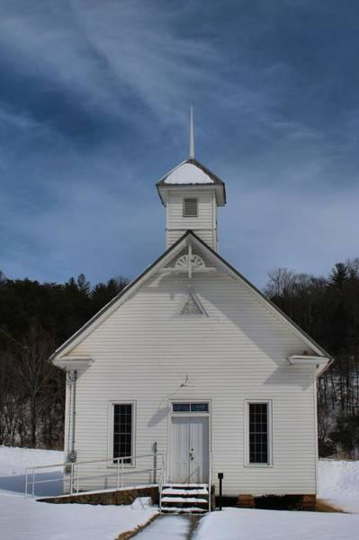 Photograph - Paynes Chapel by Carol Montoya