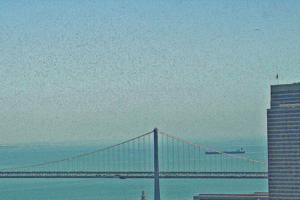 Photograph - pc 2 of 4 San Fran Mural by Joseph Coulombe