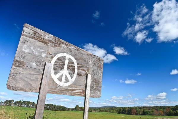 Peace Wall Art - Photograph - Peace by David Smith