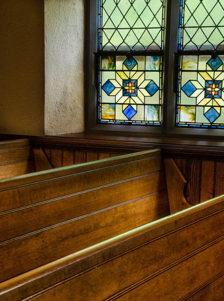 Photograph - Peace In The Pews by Jennifer Kano