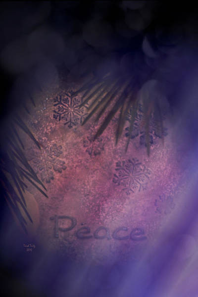 Photograph - Peace by Trish Tritz