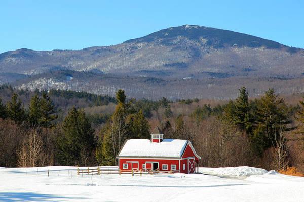 Photograph - Peaceful Barn by Larry Landolfi