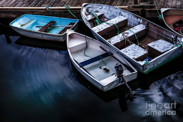 Wall Art - Photograph - Peaceful Harbor by Diane Diederich