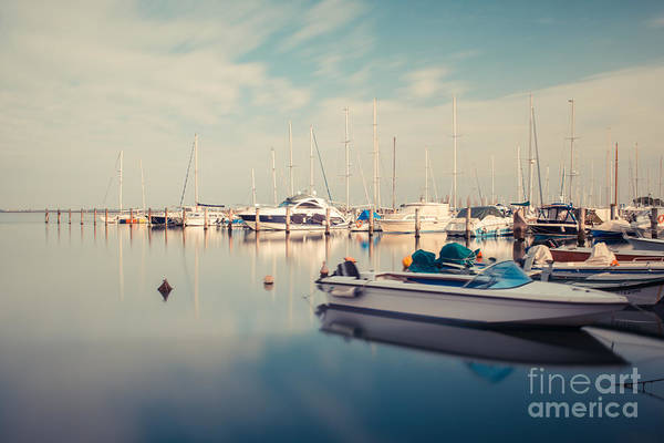 Photograph - Peaceful Harbour by Hannes Cmarits