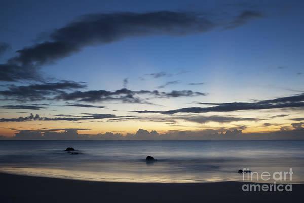 Photograph - Peaceful Hawaiian Seascape by Charmian Vistaunet