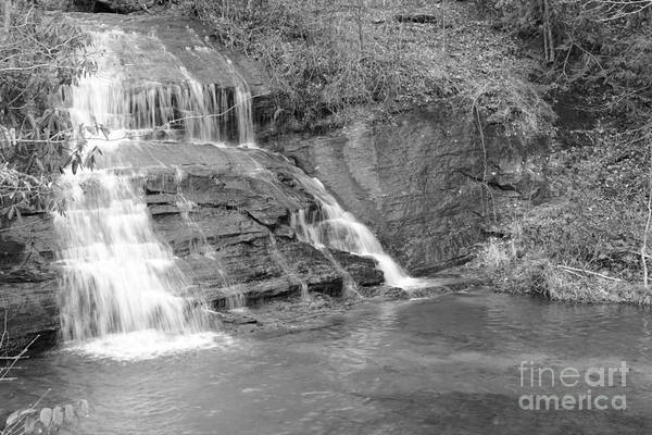 Photograph - Peaceful Waterfall by Carol Groenen