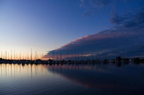 Photograph - Peaceful Yachts And Sailboats by Georgia Mizuleva
