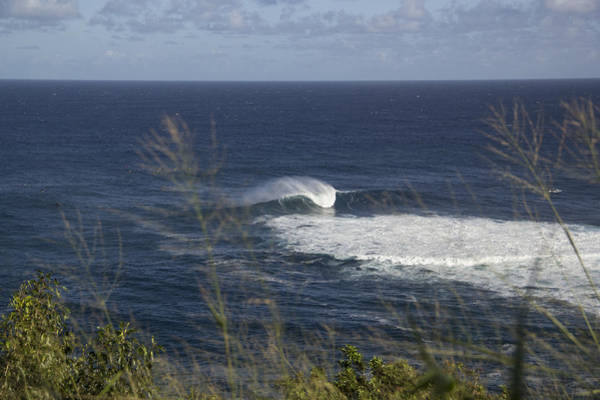 Photograph - Peahi Jaws by Brad Scott