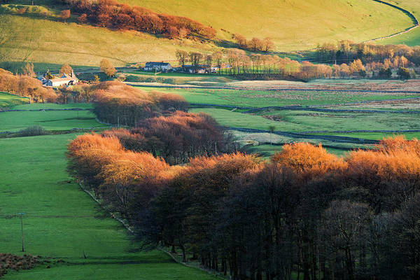 Peak District National Park Photograph - Peak District Country Side by John Finney Photography