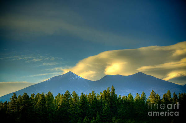 Wall Art - Photograph - Peaks by Kelly Wade
