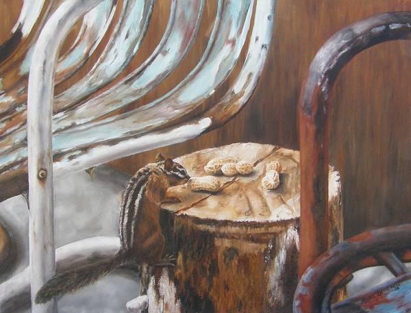 Painting - Peanuts by Lori Brackett