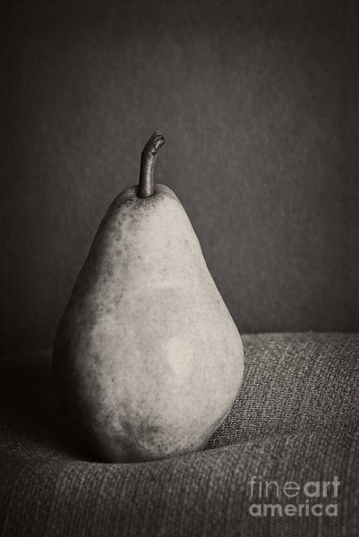 Wall Art - Photograph - Pear by HD Connelly