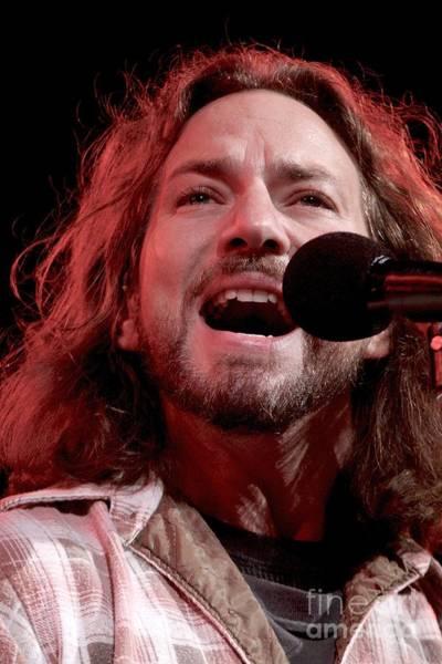 Pearl Jam Photograph - Pearl Jam by Concert Photos