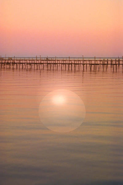 Atmospherics Wall Art - Photograph - Pearl Of The Bay by Jerry McElroy