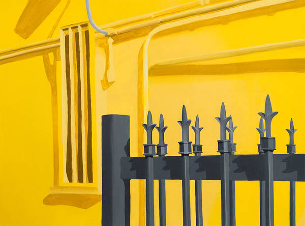Traffic Signals Painting - Pearly Gates by Jennifer Walker